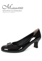<br> <font color=#7f7f7f>front with bowknot decoration on the nose <br> Feminine and luxurious</font> <br> <b><font color=black>626 Blaamid Shoes</font></b> <br> -SH10904-
