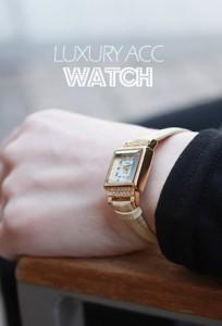 <b><font color=black>Cubic square watch</font></b> <br> -JE21001-