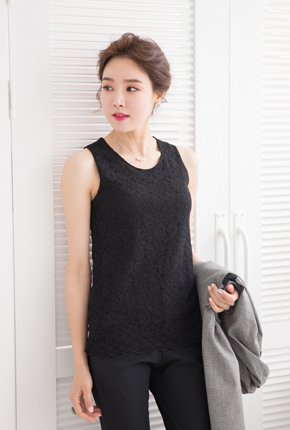 <b><font color=black>Lovely sleeveless sleeveless</font></b> <br> -SL806012-