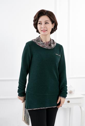 Ethnic Polo T-Shirt-TE810073-