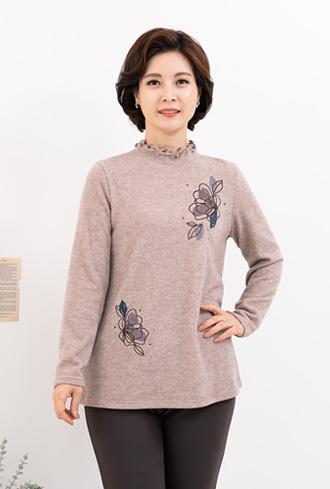 Flower down life T-shirt-TE911082-
