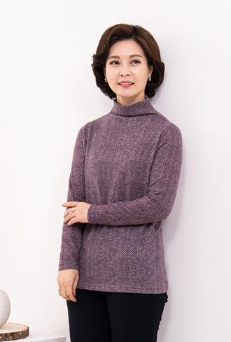 Stylish half-polar t-shirt-te911080